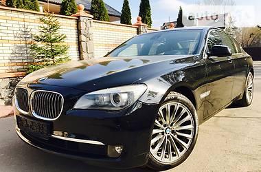 BMW 740 740D XDRIVE 2011