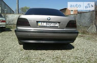 BMW 740 E 38 1996