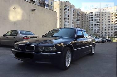BMW 740 L 2001