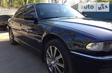 BMW 740 E38 1999