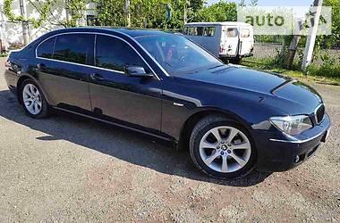 BMW 740 Li LONG 2006