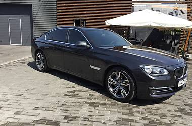 BMW 740 D XDRIVE 2015