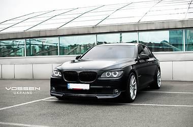 BMW 740 XD 2012