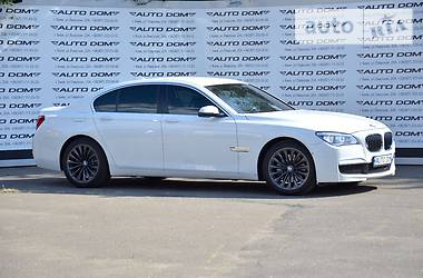 BMW 740 D X-DRIVE 2012