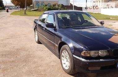 BMW 740 Individual 1999