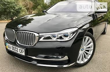 BMW 740 Ld Xdrive INDIVIDUAL 2016