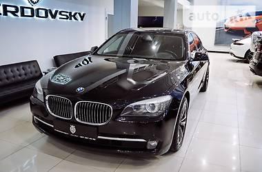 BMW 740 diesel XDrive  2011