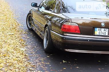 BMW 740 BiTurbo Diesel 2000