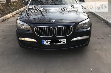 BMW 740 Li 2009