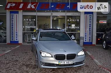 BMW 740 740d X-Drive 2014