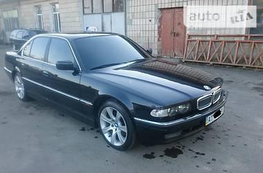 BMW 740 M62TUB35 1999