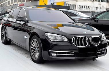 BMW 740 d xDrive АВТ Бавария 2013
