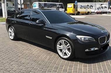 BMW 740 Long 2008