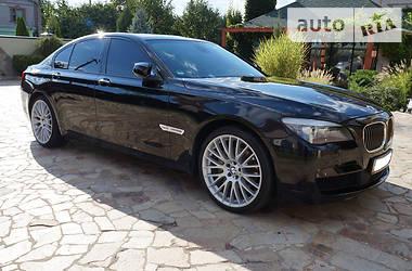 BMW 740 d XDrive ///M 2011