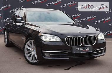 BMW 740 xDRIVE 2012