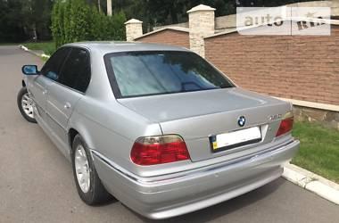 BMW 750 1999