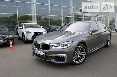 BMW 750  2018
