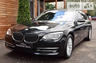 BMW 750 L 2012