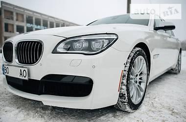 BMW 750 LI XDRIVE M 2013