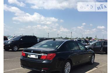 BMW 750 LONG FULL 2009