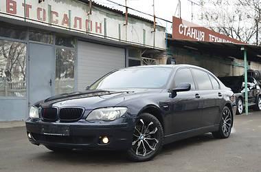 BMW 750 IL 2006
