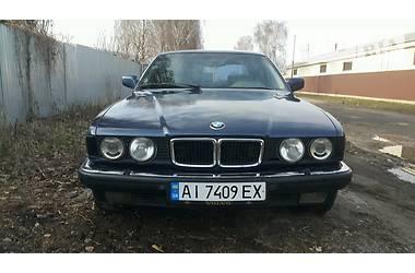BMW 750  1992