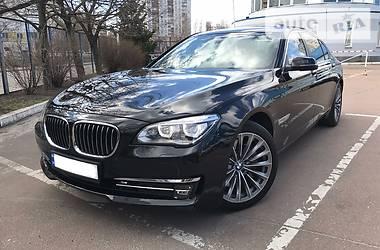 BMW 750 Long X-Drive 2013