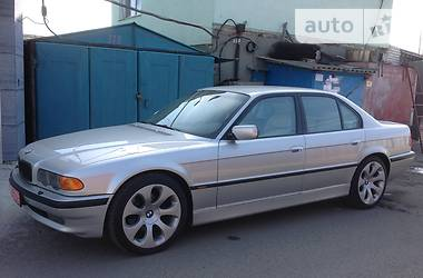 BMW 750 Individual 1999