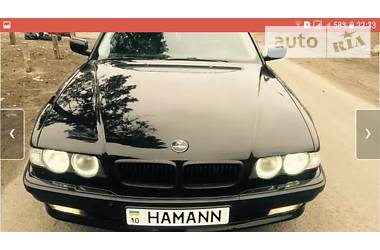 BMW 750  2000