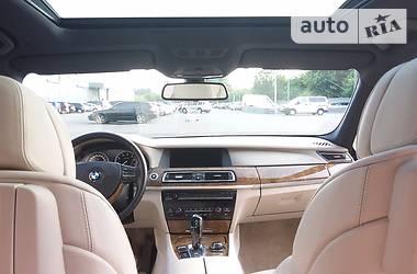 BMW 750 BITURBO LONG FULL 2009