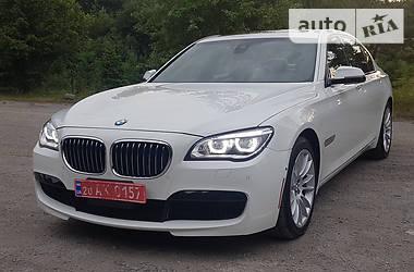 BMW 750 LI Xdrive M package 2013