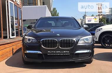 BMW 750 xDrive 2011