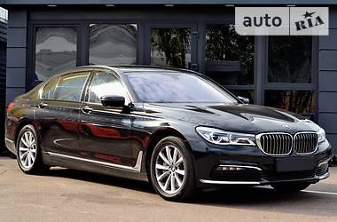 BMW 750 Li xDrive 2016