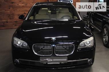 BMW 750  2011