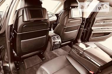 BMW 750 AWT/LONG 2012