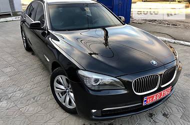 BMW 750 x-drive 2011