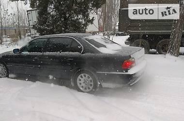 BMW 750 Prezident   2000