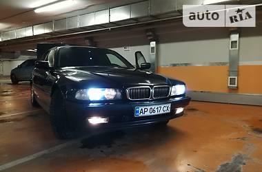 BMW 750 e38 750i 1996