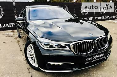BMW 750 X-drive 2016