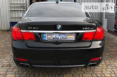 BMW 750 TURBO xDRIVE LONG 2012