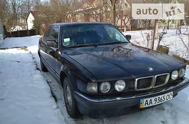 BMW 750  1988