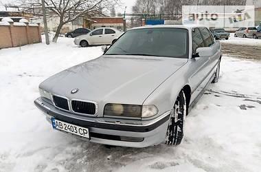 BMW 750 Long 1996
