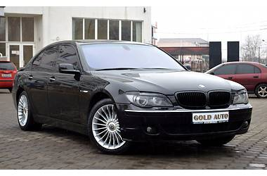 BMW 760  2005