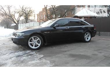 BMW 760  2003