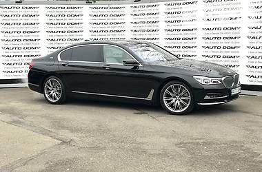 BMW 760 individual 2017