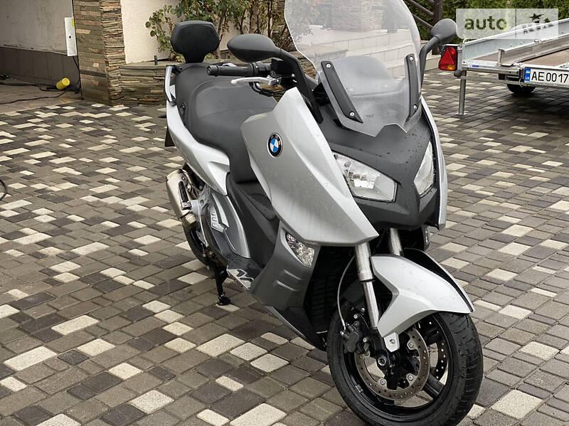 BMW C 600