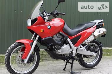 BMW F F 650 GS ROTAX 1998