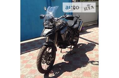 BMW GS  2009