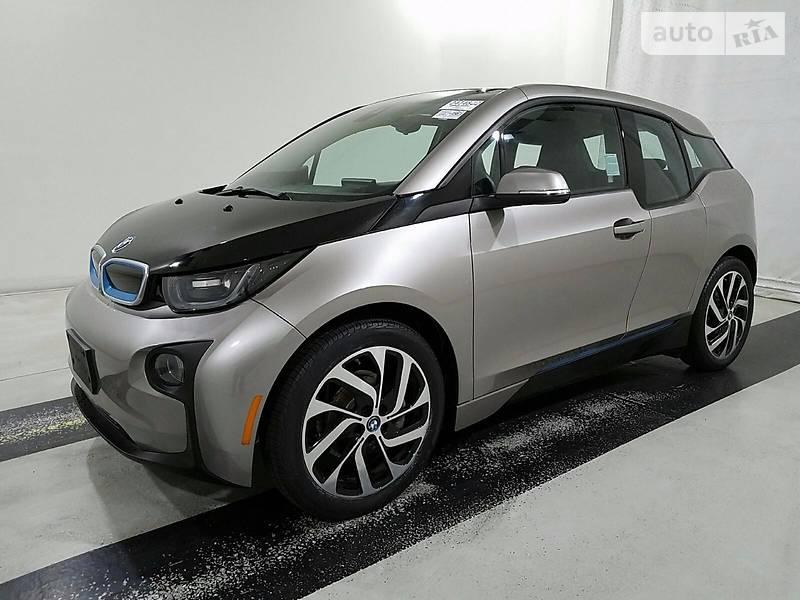 BMW I3 2014 року
