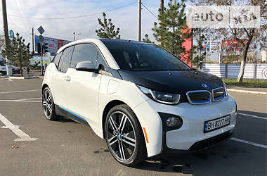 BMW I3 REX Tech Package  2015